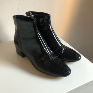 Dolce Vita Patent Leather booties